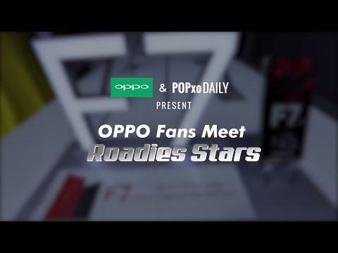 OPPO Fans Meet Roadies Stars - POPxo