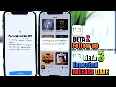 iOS 11.3 Beta 2 Additional New Features & Changes | iOS 11.3 beta 3 Release Date
