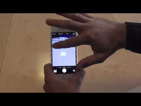 How to use slow-mo on iPhone 6