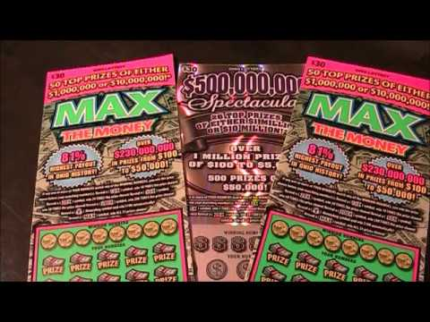 WIN!!! OHIO LOTTERY GROUP SCRATCH 8- 31- 17