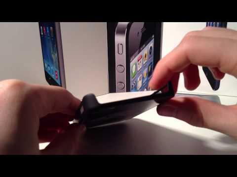 Apple | Présentation d'une coque Tétris | iPhone 4 [FR]