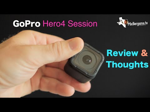 GoPro Hero4 Session - Review / Thoughts - GoPro Tip #486