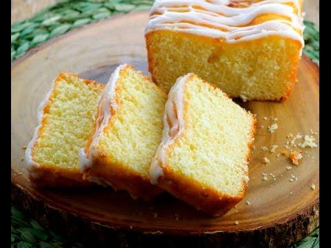 How To Make Lemon Cake - Tasty Channel