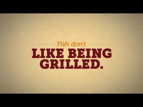 Online Fishing Licenses Available @ Reserve America: Don't Get Grilled Fishing Ad 2