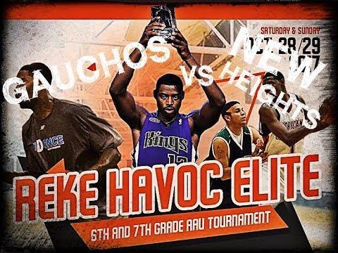 Reke Havoc Elite   Gauchos vs New Heights   2017