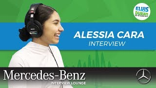 Alessia Cara on Releasing