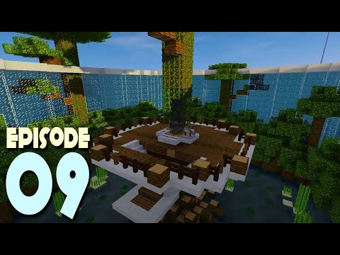 Minecraft T.A.R.D.I.S. Ep 9