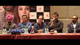Promotional Tour (Chandigarh) Sat Shri Akaal England | Ammy Virk, Monica Gill |  Saga Music