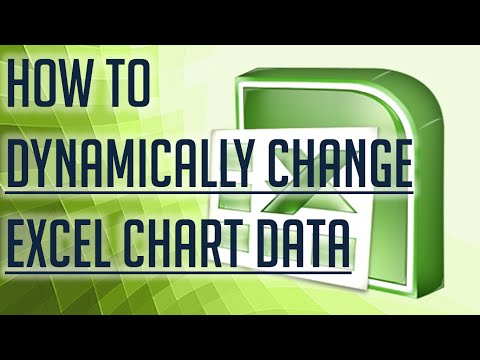 [Free Excel Tutorial] HOW TO DYNAMICALLY CHANGE EXCEL CHART DATA - Full HD