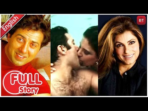 Sunny Deol & Dimple Kapadia Affair FULL Story Start To End | When Both Got Secretly Married