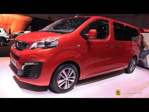 2017 Peugeot Traveller Allure HDi 180 - Exterior and Interior Walkaround - 2016 Geneva Motor Show