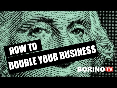 How To Double Your Real Estate Business - Borino JumpStart Pt 1