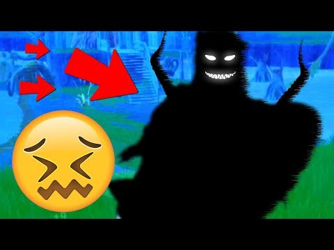 Leave the game if you encounter this Fortnite player.. (Scary Fortnite: Battle Royale Creepypasta)
