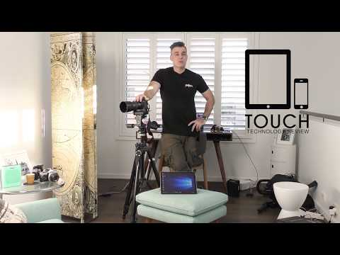 New Microsoft Surface Pro 2017 and tethering the Canon EOS using Adobe Lightroom
