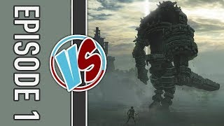 LAGTV VS Shadow of the Colossus Remake #1