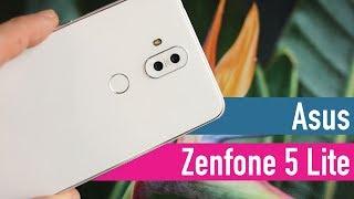 Asus Zenfone 5 Lite hands-on - MWC 2018