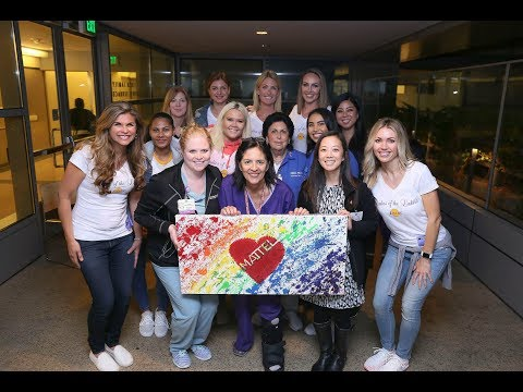 Ladies of the Lakers Dinner at UCLA Mattel Children's Hospital l Team UCLA Lakers