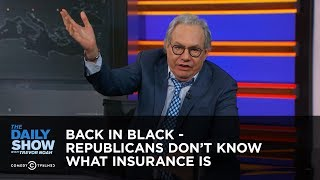 Back in Black - Republicans Don