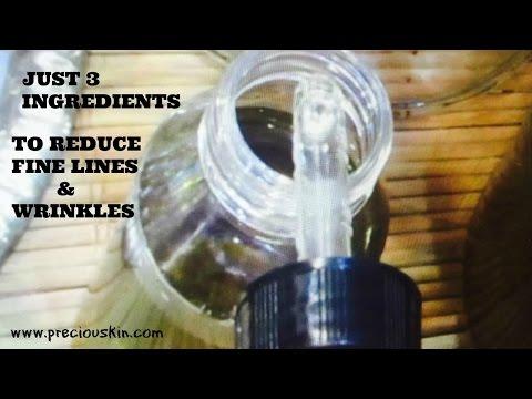 Just 3 ingredients to REDUCE WRINKLES AND FINE LINES SUPER FAST | DIY | Priyanka George |