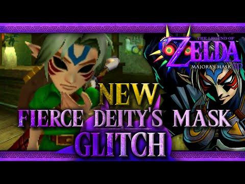 NEW Fierce Deity's Mask Glitch! - The Legend of Zelda: Majora's Mask 3D - (Works Anywhere!)