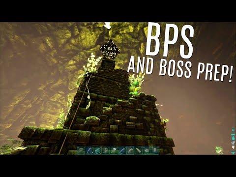 GETTING FLAK BPS and Boss PREP - 5 Man PVP (E7) - Ark