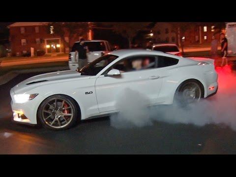700hp WHIPPLE Mustang - Street BATTLE!