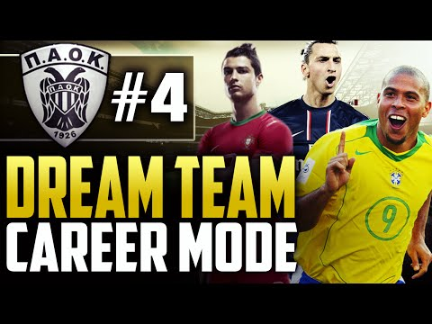 CR7 THE MAN IN CHARGE! FIFA 14 Dream Team Career Mode - Episode #4 (FIFA 14 Career Mode)