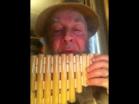 MY PAN FLUTE IS FINISHED ... (at last)