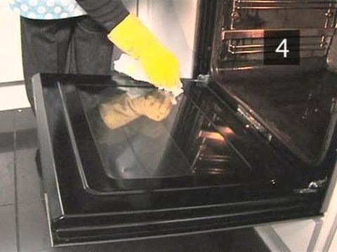 How To Make Your Oven Gleamingly Clean