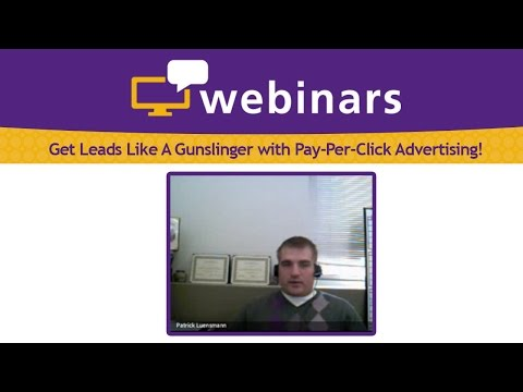 Get Leads Like A Gunslinger with Pay-Per-Click Advertising! Jesse Anema