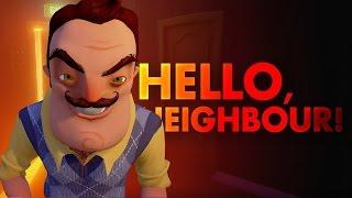HELLO NEIGHBOR - THE NEIGHBOUR