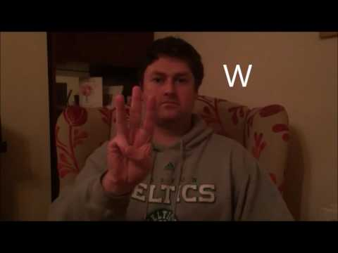 Learning Sign Language - Yes To New Vlogs