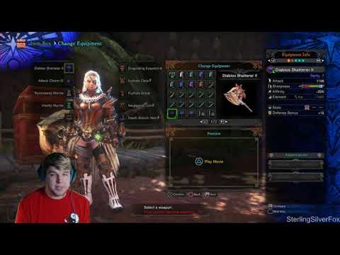 Monster Hunter World: Handicraft Skill and Why You Should Use It!