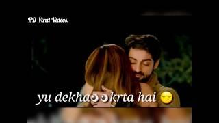 Har Pal Ye Dil Yaad Tujhe Karta Rahta hai Song | bf & gf cute status | Whatsapp status video
