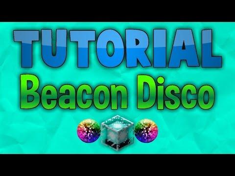TUTORIAL: Beacon Disco Ball (MC 1.8.5) | Minecraft Tutorial
