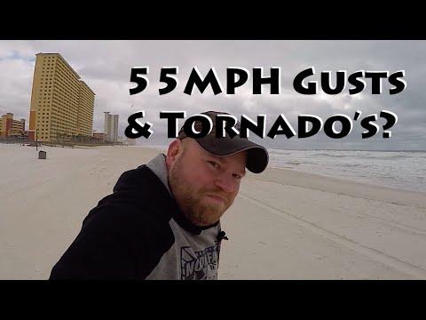 55mph Wind & Tornado Warnings