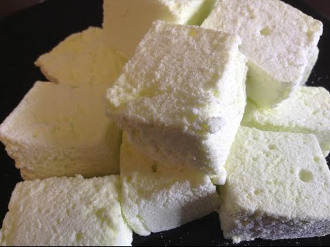 Classic Old-Fashioned Homemade Marshmallows Recipe  (No Corn Syrup)