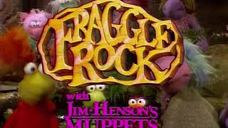 """Fraggle Rock theme song (Multi-colored with """"Jim Henson's Muppets"""" variants)"""
