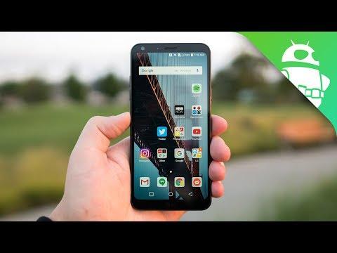 LG Q6 Review: budget beauty