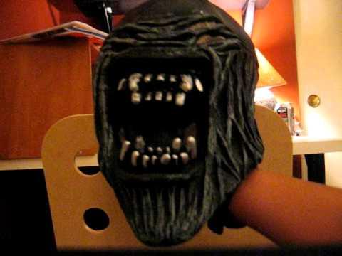 classic alien mask!!!!!!!!!!