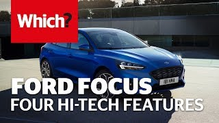 2018 Ford Focus features - It