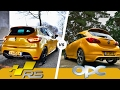 Download  Opel Corsa OPC vs Renault Clio RS Trophy ACCELERATION & TOP SPEED POV Autobahn by AutoTopNL MP3,3GP,MP4