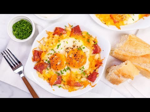 3 Healthy Baked Egg Recipes | Better Breakfasts