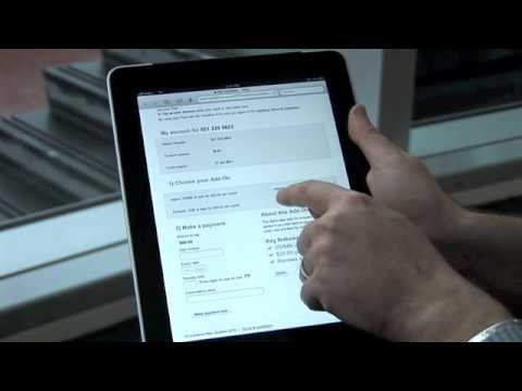 Vodafone NZ iPad Data Plans