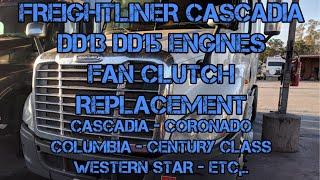 ECM controlled fan clutch bypass Cummins ISX part 2 - PakVim