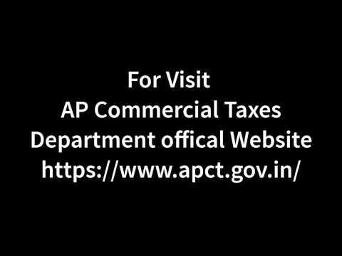 Generate AP VAT eWAYBILL online - Commercial Taxes Department