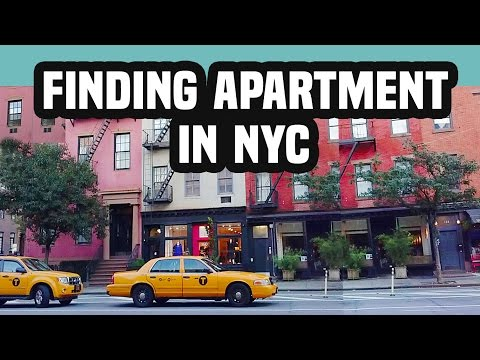 Finding an Apartment in New York City