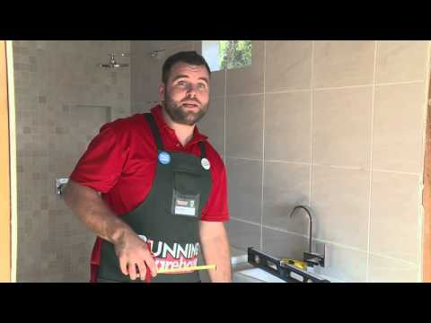 How To Install A Bathroom Cabinet - DIY At Bunnings