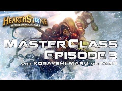 Master Class: Hearthstone Episode #3 - Deck Swap Challenge