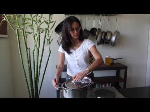 Ayurveda Cooking: How to cook kitchari